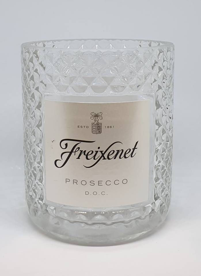 Freixenet Prosecco Bottle Candle