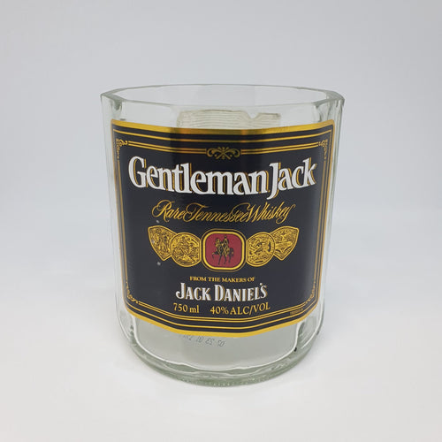 Gentleman Jack Jack Daniel's Whiskey Bottle Candle