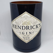 Load image into Gallery viewer, Hendricks Gin Bottle Candle