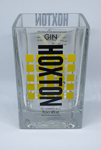 Hoxton Gin Bottle Candle