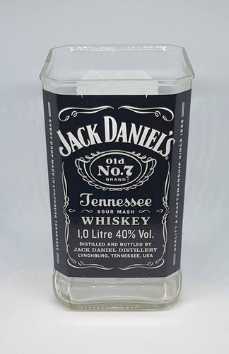 Jack Daniel's Whiskey Bottle Candle