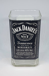 Jack Daniel's Bottle Candle