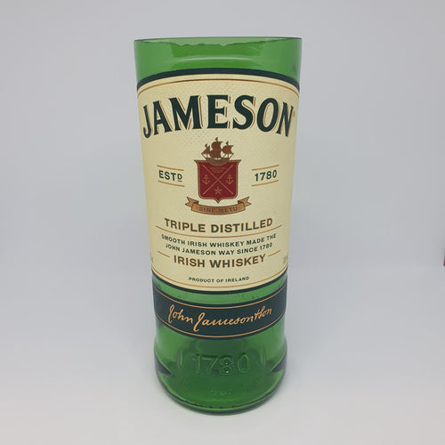 Jameson Whiskey Bottle Candle