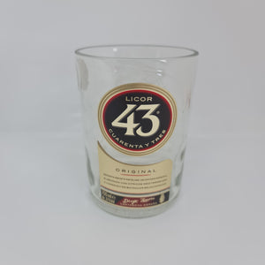 Licor 43 Bottle Candle