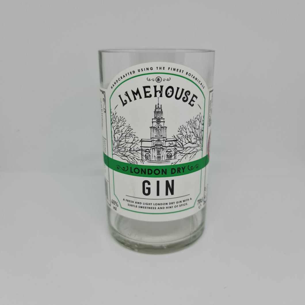 Limehouse London Dry Gin Bottle Candle