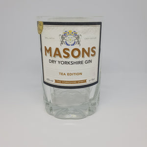 Mason's Dry Yorkshire Gin Bottle Candle