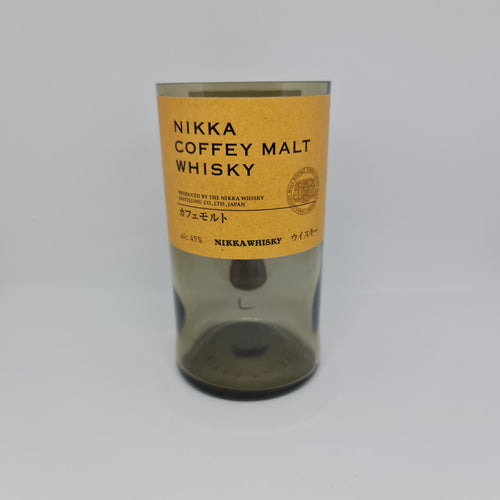 Nikka Coffet Malt Whiskey Bottle Candle