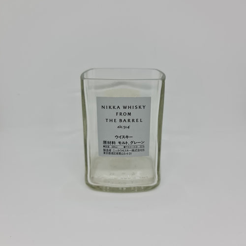 Nikka Whiskey From The Barrel Bottle Candle