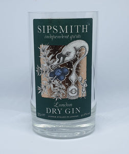 Sipsmith Gin Bottle Candle