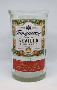 Tanqueray Sevilla Bottle Candle
