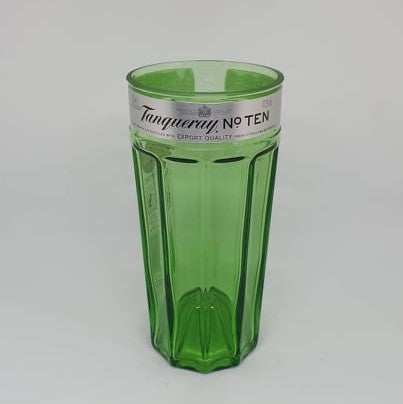 Tanqueray No. 10 Gin Bottle Candle