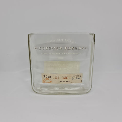 Woodford Reserve Whiskey Bottle Candle