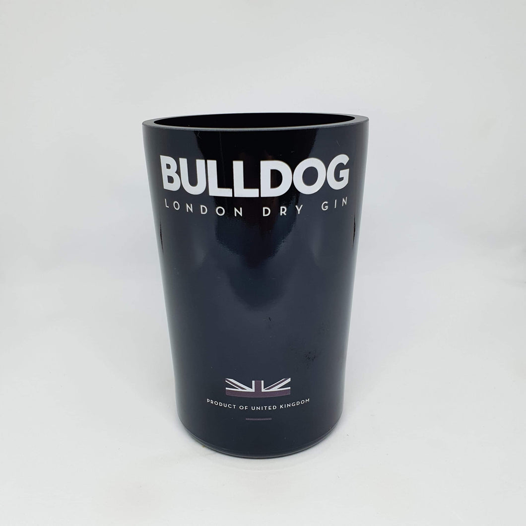Bulldog Gin Bottle Candle