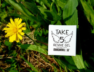 TAKE 5 REVIVE GEL WITH QUARTZ CRYSTAL
