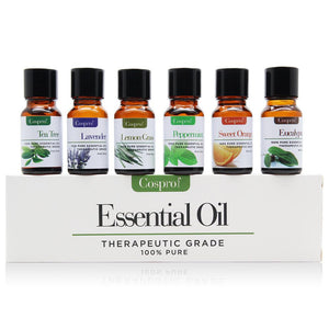 6 In 1 Natural Essential Oils.