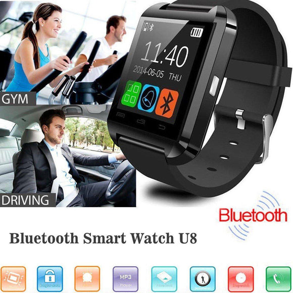 Bluetooth Smartwatch For Android And Samsung Smartphones