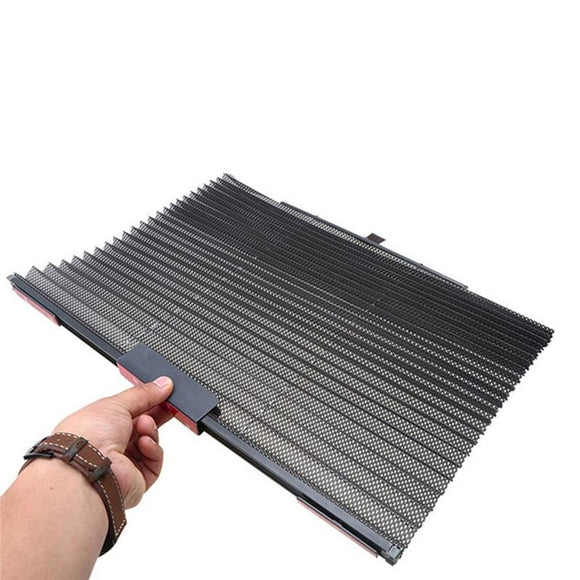 Car Sliding Sunshade Curtain