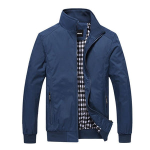 Casual Men's Jacket (click To See More Color Options)