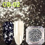 Chameleon Nail Glitter Flakes (8 Different Colors)