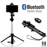 Chinese Bluetooth Tripod And Selfie Stick For IPhone, Android, And Samsung