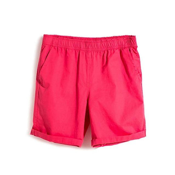 Elastic Shorts, Casual And Perfect Fitting! (click To See All Colors)