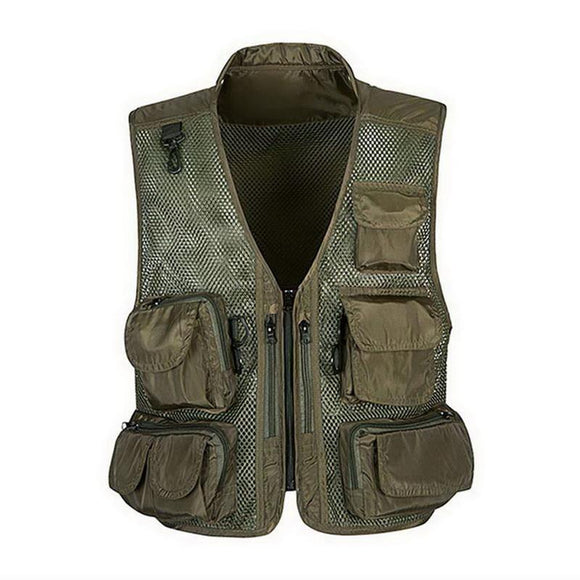 Fishing / Hunting Vest (click For More Versions)