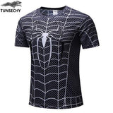 Fitness Superhero Shirts (multiple Types)