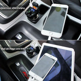 Handsfree Bluetooth Car Kit For Calling, Music, And Phone Charging
