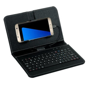 Keyboard Flip Case For Android