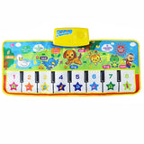 Kid's Touch Play Musical Keyboard