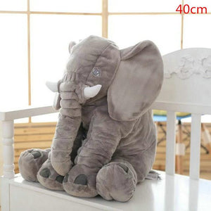 Large / Soft Elephant Doll (click To See More Colors)