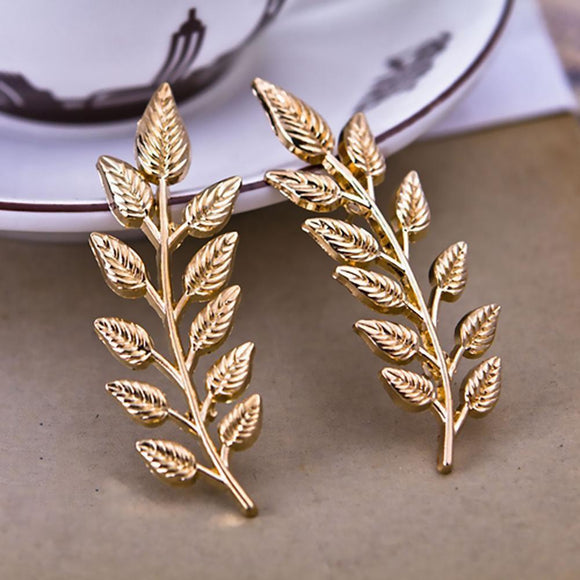Leaf Brooch Pin