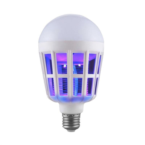LED Bug Zapping Light Bulb