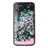 Liquid Glitter IPhone X Case (click To See Other Colors)