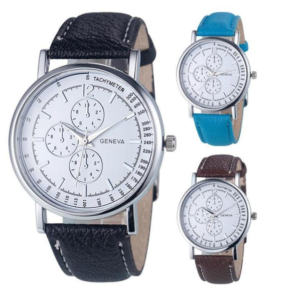 Luxury Style Wrist Watch