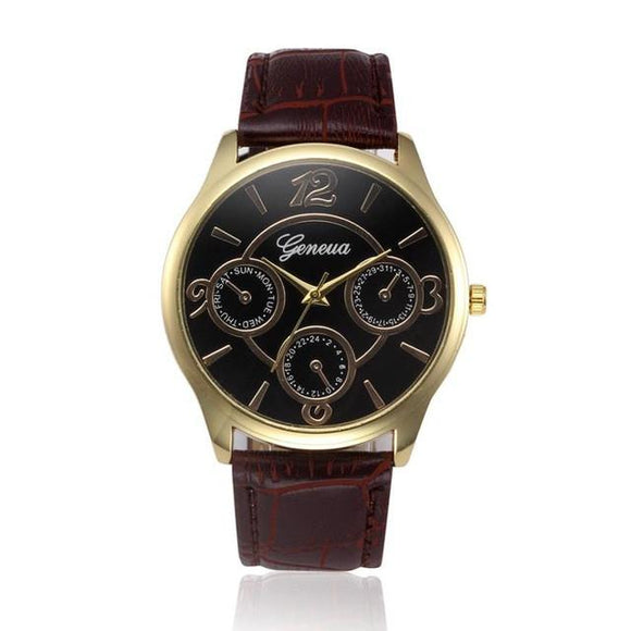 Luxury Style Wrist Watch (Click To See More Variants!)
