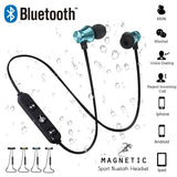 Magnetic Bluetooth Headphones (click To See Other Color Options)