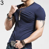 Men's Tight V-Neck (click To See All Options)