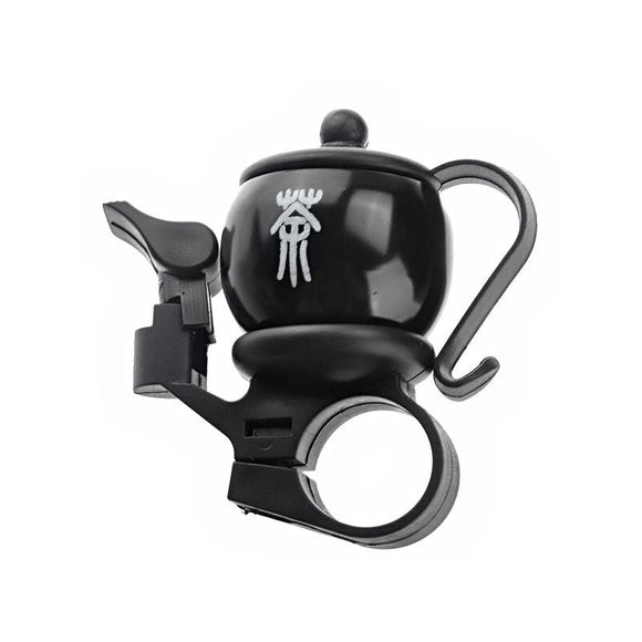 Novelty Mini Teapot Bicycle Bike Bell