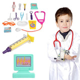 Pretend Doctor Play Set