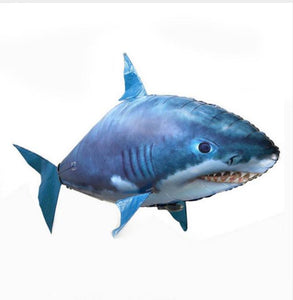 RC Remote Control Flying Shark