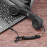 Retro Telephone Handset Receiver (click To See Other Colors)