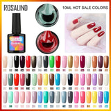Rosalino Nail Polish 58 Different Colors