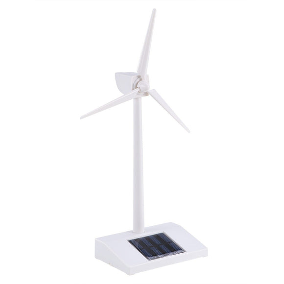 Solar Powered Wind Turbine
