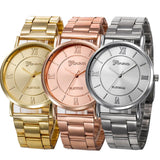 Stainless Steel Wrist Watch Analog