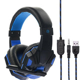 Surround Sound Gaming Headset For Computer, Xbox, PS4