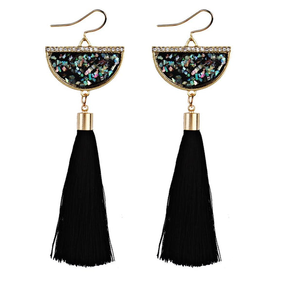 Vintage Women's Bohemian Earrings (click For Other Colors)