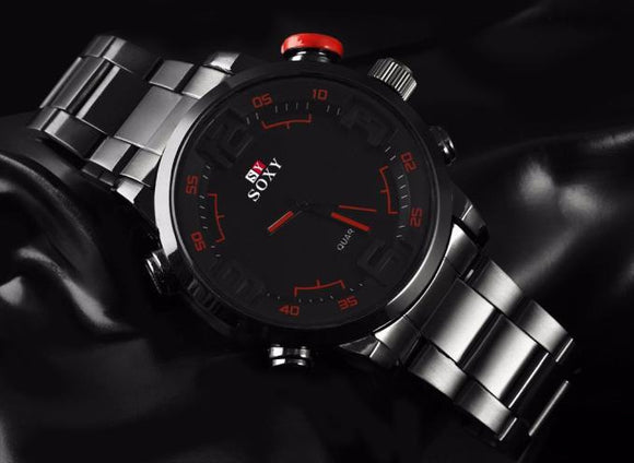 Waterproof / Durable Sports Watch
