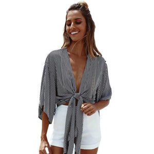 Women's Beach Shirt Top
