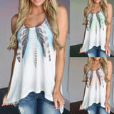 Women's Sleeveless Shirt Top / Blouse